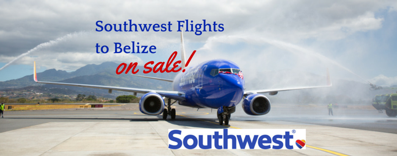 Southwest Ticket Sales to Belize Begin May 14th